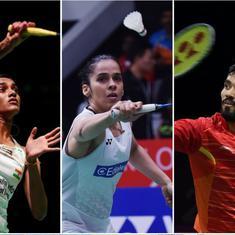 PV Sindhu, Saina Nehwal and K Srikanth to spearhead India's challenge at Thomas and Uber Cup Finals