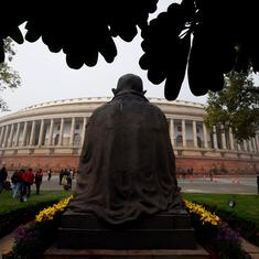 Parliament: AIADMK walks out of Rajya Sabha, House discusses Women's Reservation Bill