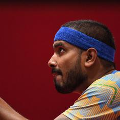 Asian Table Tennis Championships: Indian men's team beat Hong Kong 3-0 to finish fifth