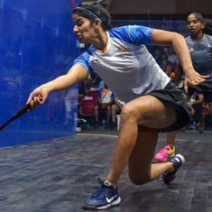 Squash: Joshna Chinappa enters semi-final of Cleveland Classic with hard-fought win