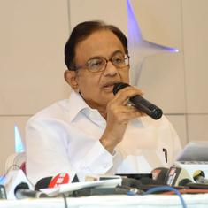 NSC resignations: P Chidambaram says institution died due to government's 'malicious negligence'