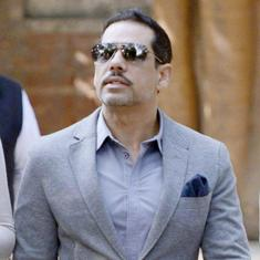 IT Department records Robert Vadra's statement in benami property case