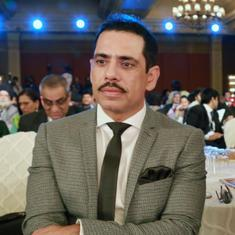 Robert Vadra claims ED summons in Bikaner land case is a political witch hunt