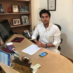 'Congress needs introspection, some correctives,' says party leader Jyotiraditya Scindia