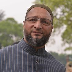'Looks like we are electing a PM': Owaisi criticises BJP's campaign for Hyderabad civic body polls