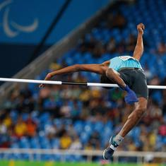 Asian Para Games 2018: Sharad Kumar leads India's clean sweep in T42 high jump, medal count up to 50