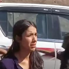 Watch: Nadia Murad was imprisoned by the IS. Now, she has won the Nobel Prize for peace