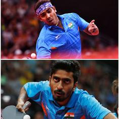 The year that was: With two medals at Asian Games, Indian table tennis earned the world's respect
