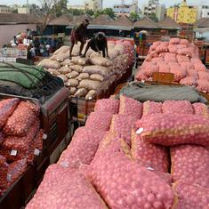 Centre lifts ban on onion exports from January 1 as wholesale prices plunge