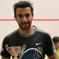 Squash: Vikram Malhotra wins second challenger title in a week; Joshna, Saurav progress in US Open