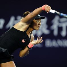 China Open: Osaka dispatches Collins in 2nd round; Del Potro, Dimirtov win openers
