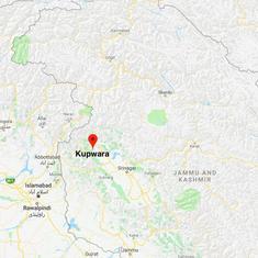 J&K Police arrest two suspected overground workers of Hizbul Mujahideen in Kupwara