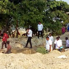Muzaffarpur rapes: CBI team unearths human skeleton at burial ground in Sikandarpur