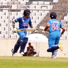 Under-19 Asia Cup: India defeat Bangladesh by two runs to enter final