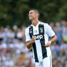 Ronaldo is a very simple person, an excellent professional: Juventus director reaffirms support