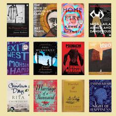 Arundhati Roy and Jeet Thayil on the longlist of the 2018 DSC Prize for South Asian Literature