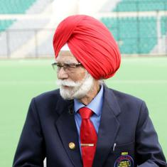 Indian hockey legend Balbir Singh continues to be in critical condition with acute bronchitis