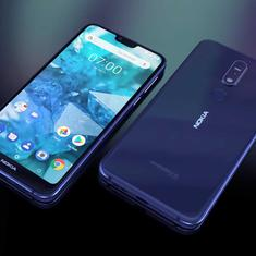 Nokia 7.1 launched in India, price starts at Rs.19,999, sale begins on December 7th