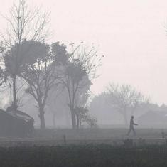 Your Morning Fix: Delhi air quality drops to 'poor' as peak stubble burning season begins