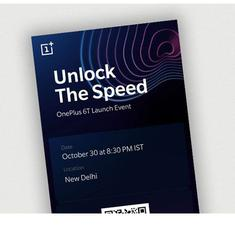 OnePlus 6T India launch date confirmed, set for unveiling on October 30th
