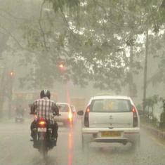 India Meteorological Department issues cyclone alert for coastal districts in Odisha, Andhra Pradesh