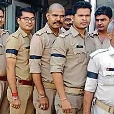 Apple executive's killing: Policemen sacked, suspended and arrested after they protest for accused