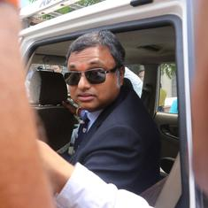 Supreme Court turns down urgent hearing of Karti Chidambaram's plea to travel abroad