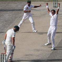 Pakistan inch closer to win against Australia after Mohammad Abbas's three-wicket burst