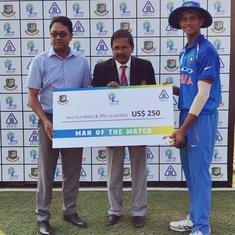 Vijay Hazare Trophy: Mumbai's Yashasvi Jaiswal becomes youngest cricketer to score List A double ton