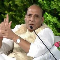 Government cannot allow anyone to promote violence, says Rajnath Singh on activists' arrests