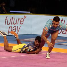 Pro Kabaddi: Tamil Thalaivas end home leg with fourth consecutive defeat