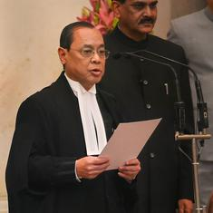 Chief Justice of India Ranjan Gogoi takes oath, pushes for higher bar for urgent hearing of cases