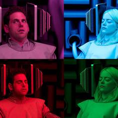 Two lost souls, a drug trial and a depressed computer in Netflix show 'Maniac'