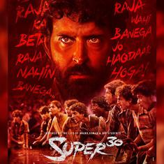 Hrithik Roshan's 'Super 30' to be out on July 12