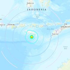 Indonesia hit by two fresh earthquakes off Sumba island