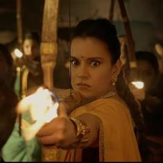 'Manikarnika' teaser: Kangana Ranaut is ready to battle