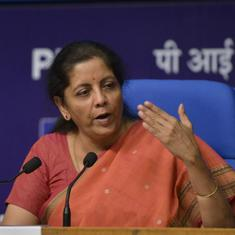 Rafale deal: Government was not involved in selecting Reliance as partner, claims Nirmala Sitharaman