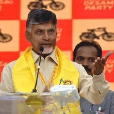 Top news: Chandrababu Naidu meets Rahul Gandhi, Opposition leaders with eye on anti-BJP front