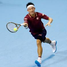 Kei Nishikori registers commanding win over Richard Gasquet to reach Japan Open final